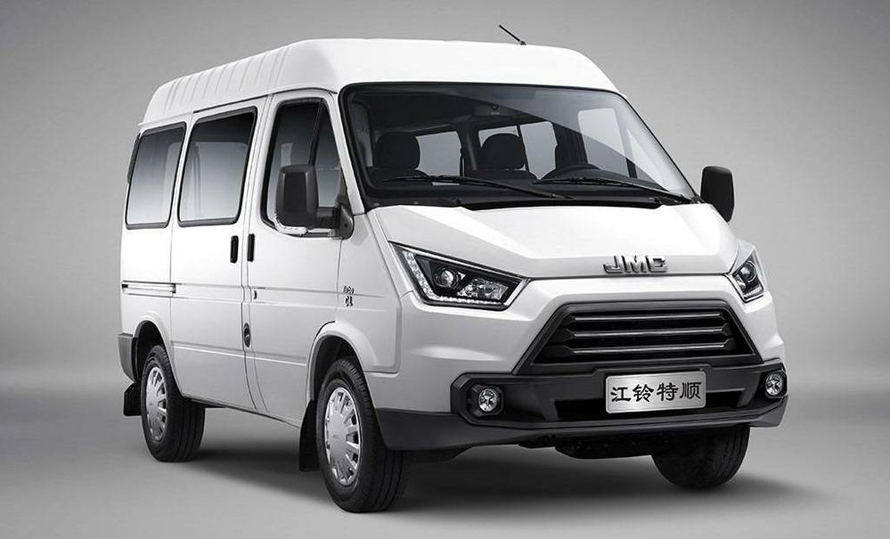 Коммерческий фургон Yunba