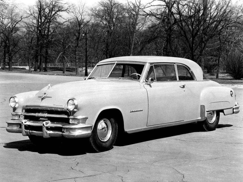 Крайслер Империал, 6 поколение 1949-1954