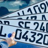 Немецкие номера машин