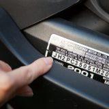 расшифровка номера кузова японского авто