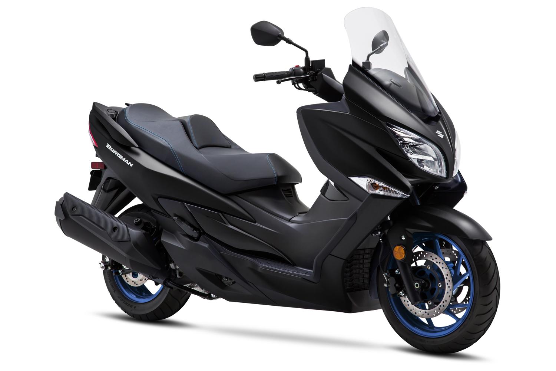 Скутер Судзуки 2020