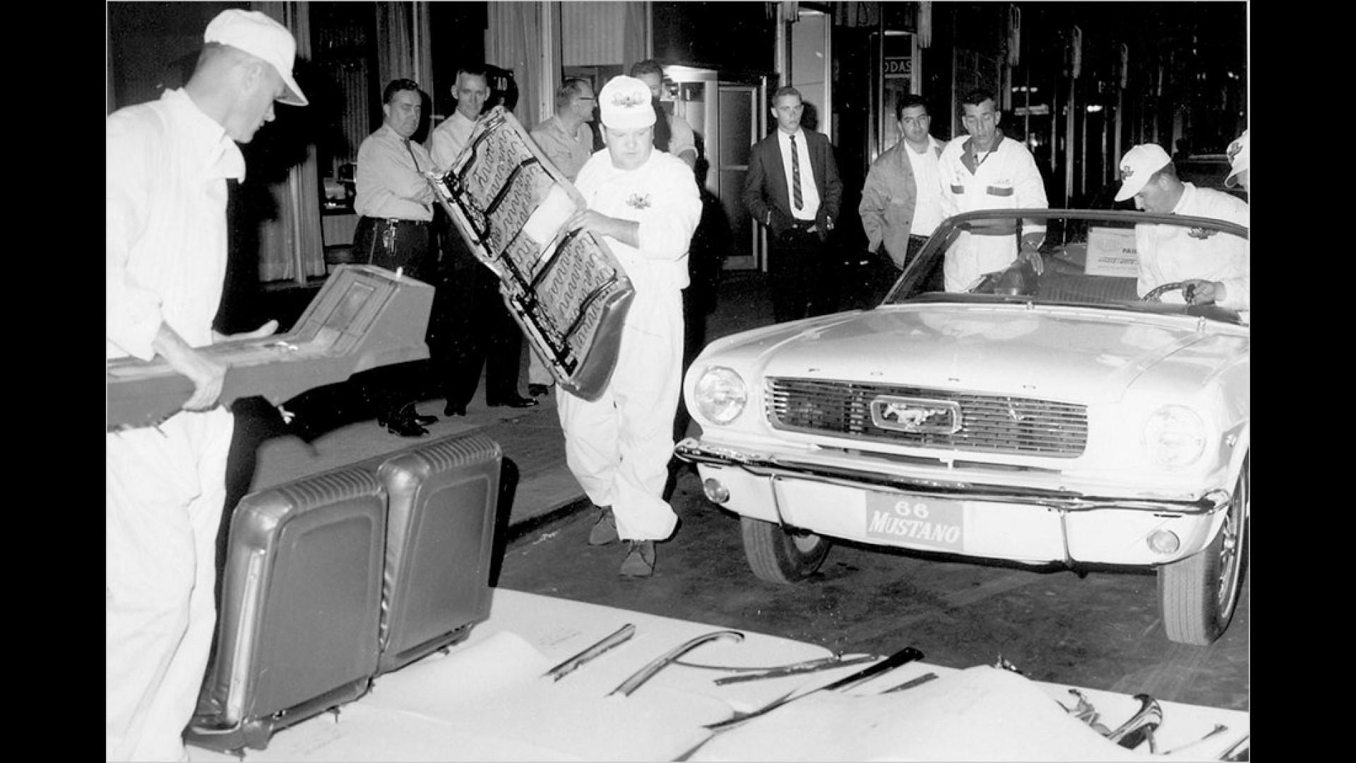 В 1965 году предприниматель Хайнц Прехтер основал в Лос-Анджелесе American Sunroof Company