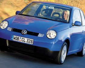 Volkswagen Lupo автомат