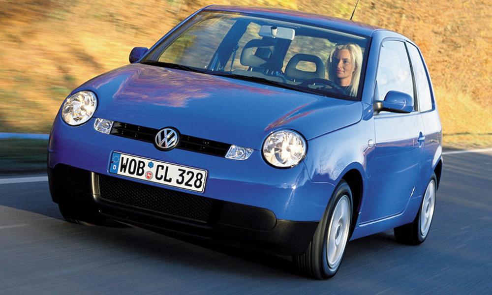 Volkswagen Lupo автомат
