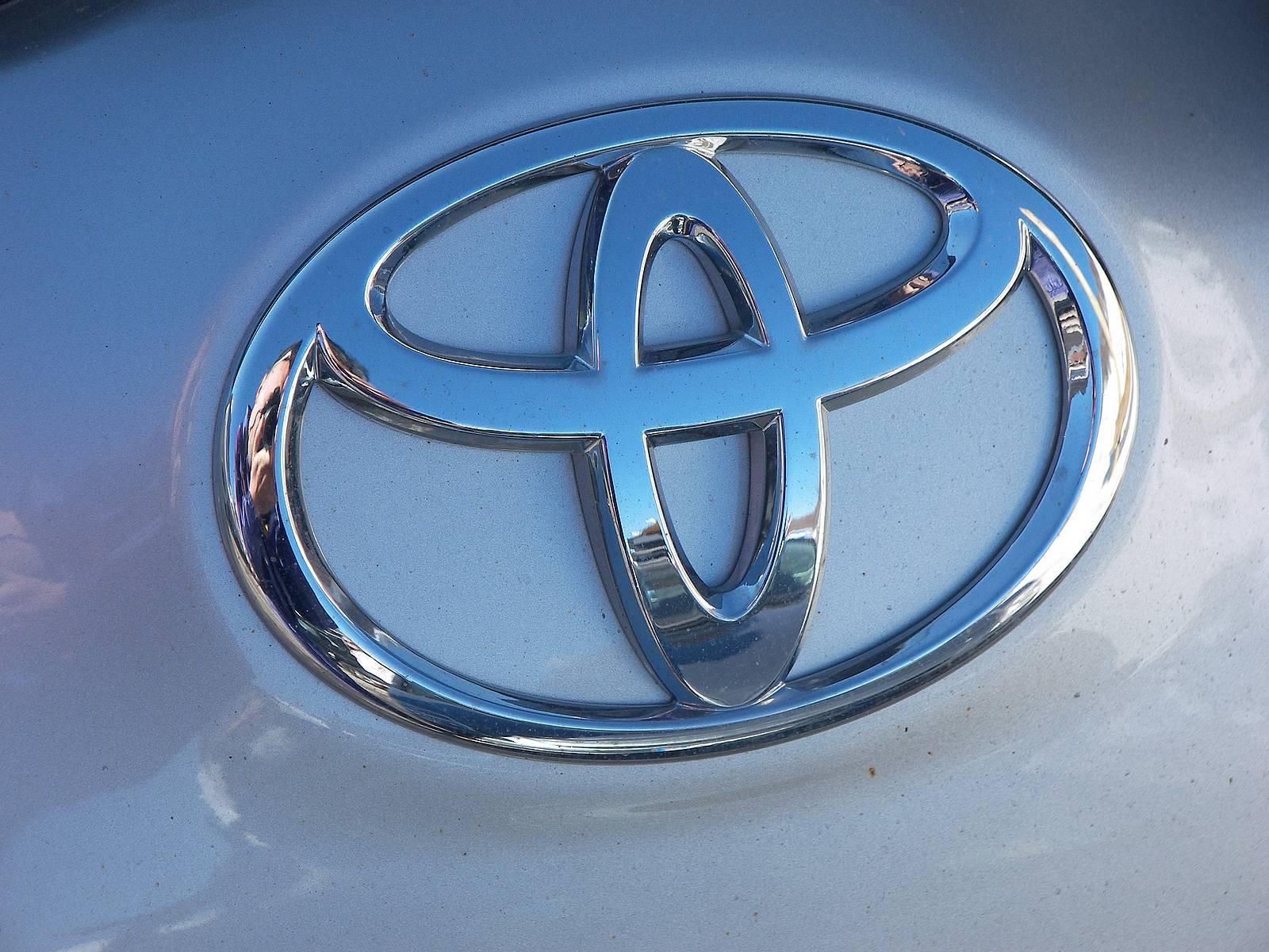 Знак японских авто Toyota