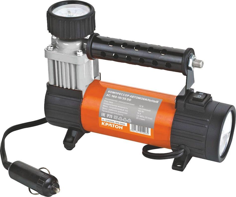 Автомобильный компрессор Кратон AC16010:35DD