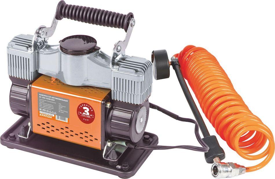 Автомобильный компрессор Кратон AC25010:80DDV