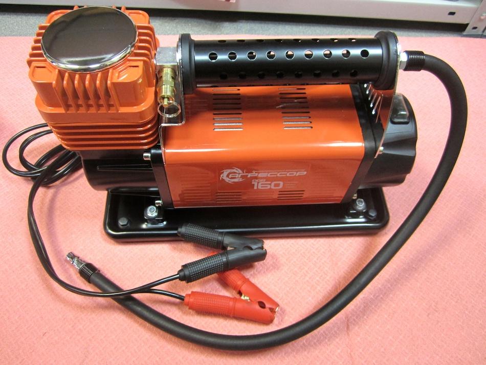 Автомобильный компрессор «Агрессор» AGR-160