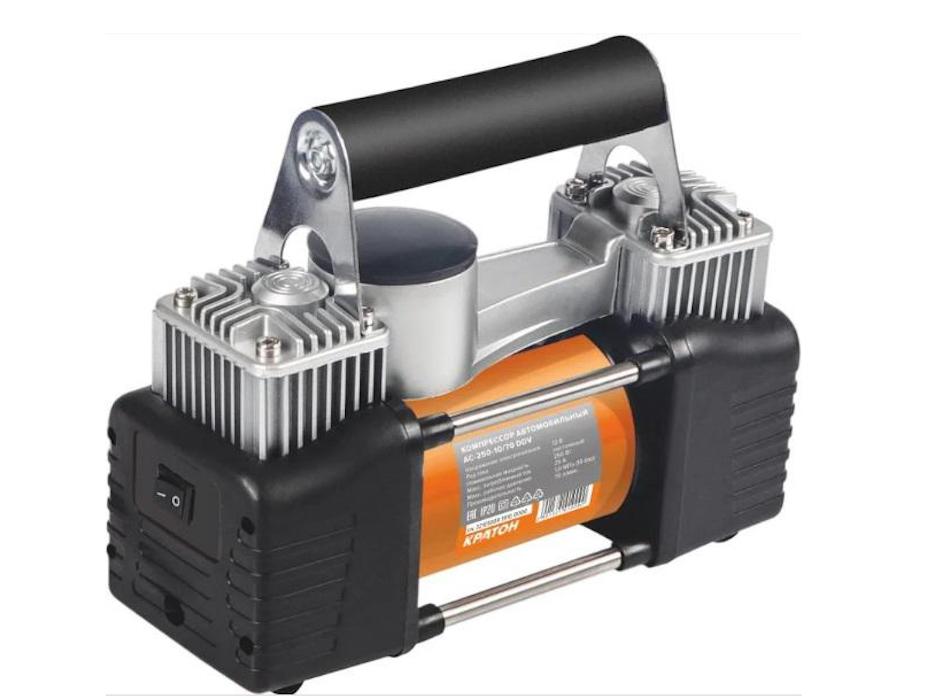 Автомобильный компрессор Кратон AC25010:70DDV
