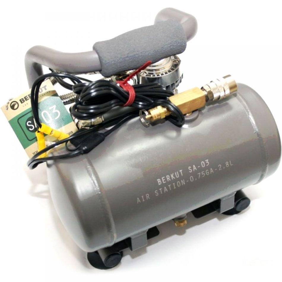 Автомобильный компрессор BERKUT SA-03