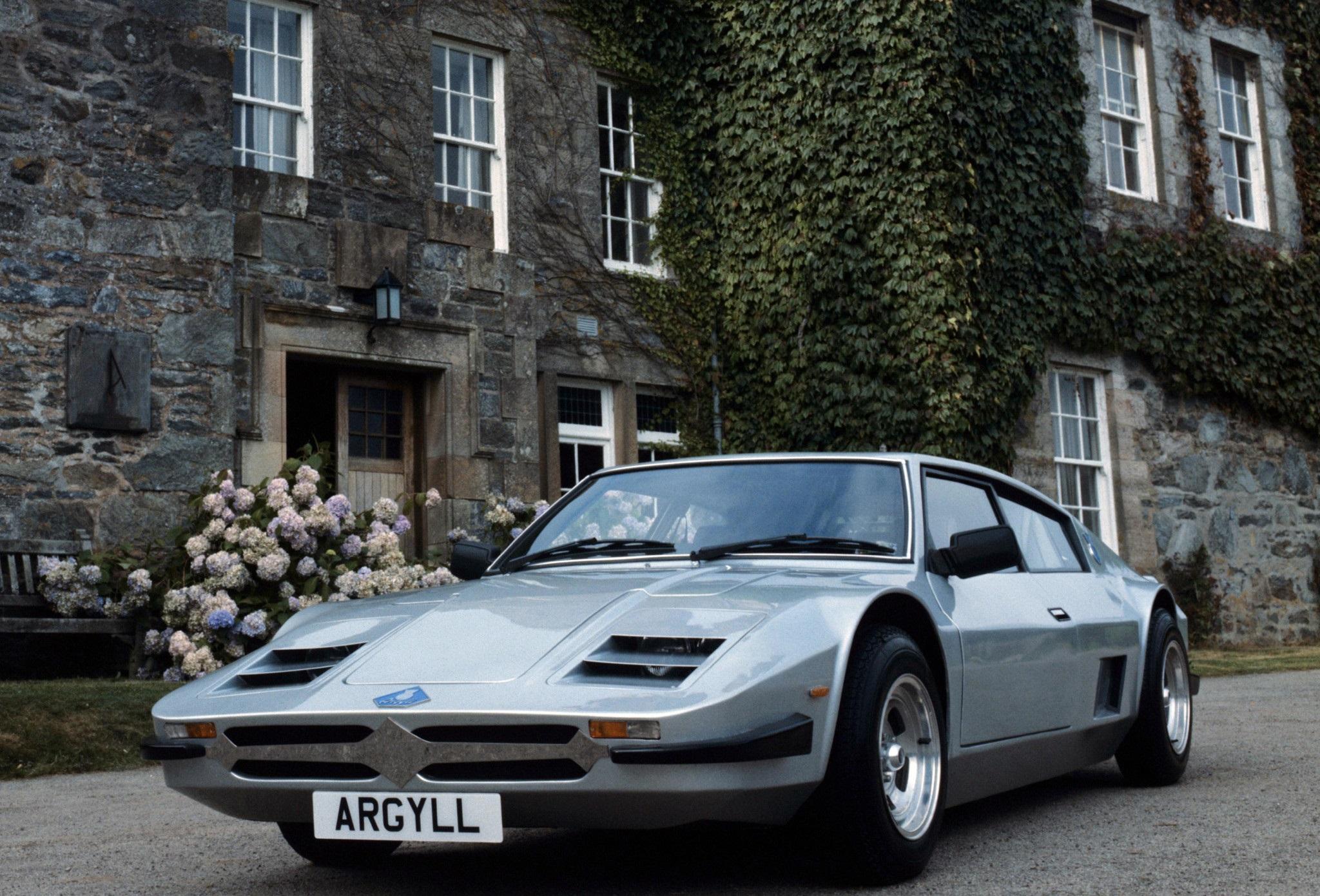 Авто Argyll