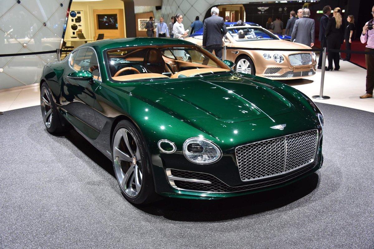 Авто Bentley