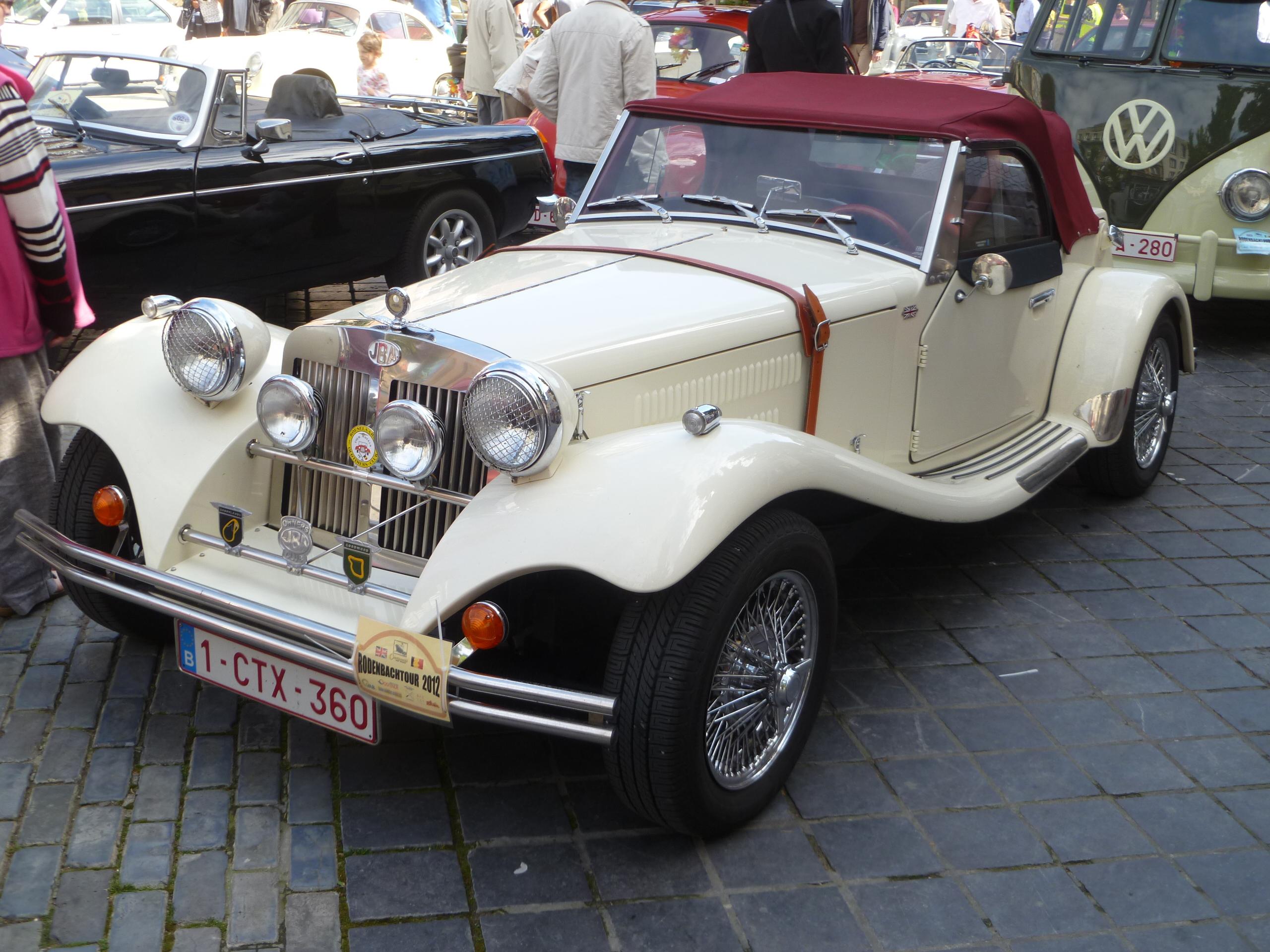 Авто JBA Motors