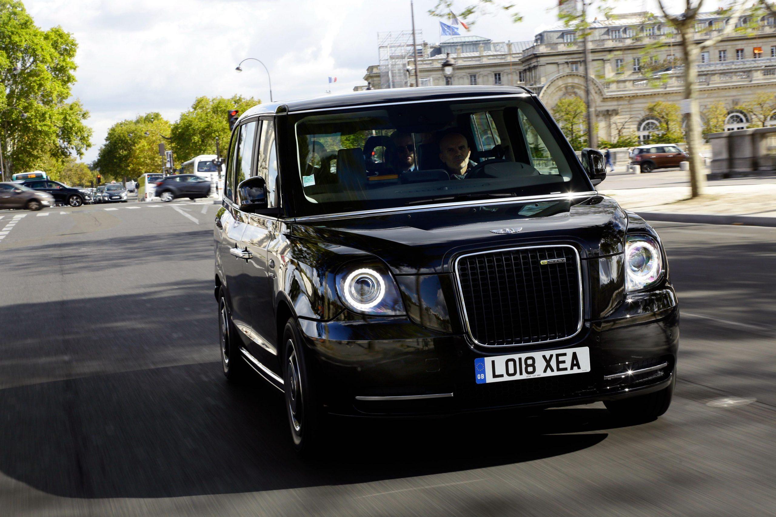 Авто London EV Company