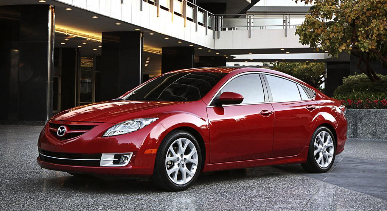 Авто Mazda
