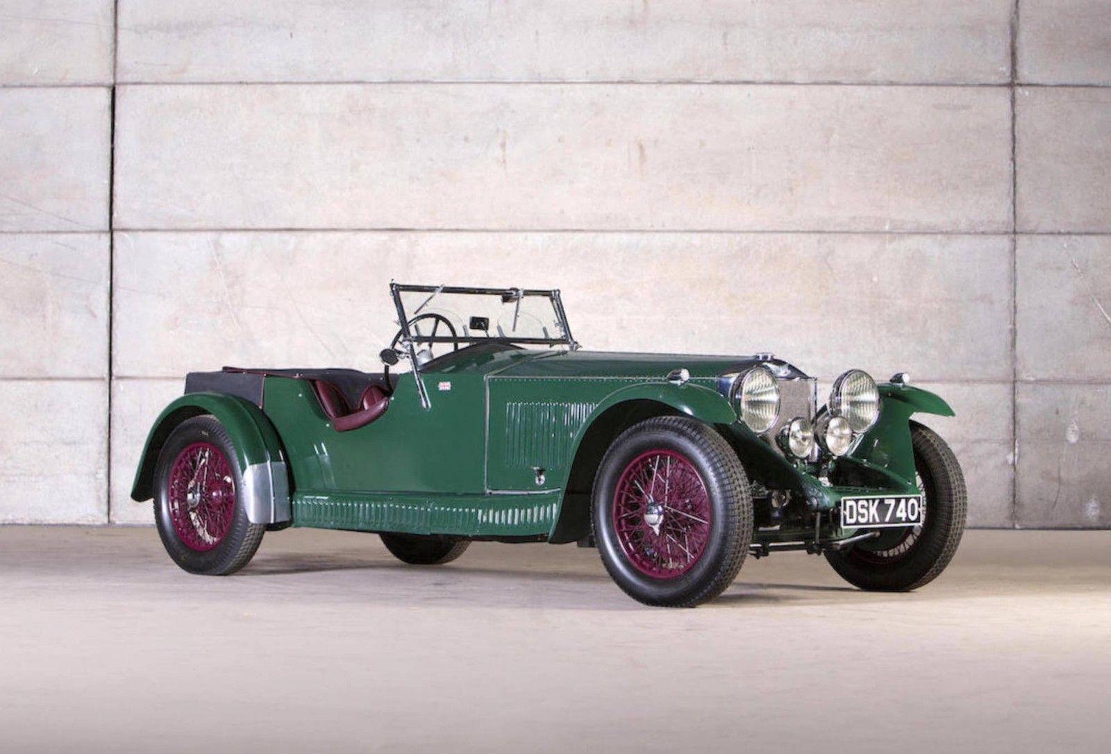 Автомобиль Invicta 1932 года