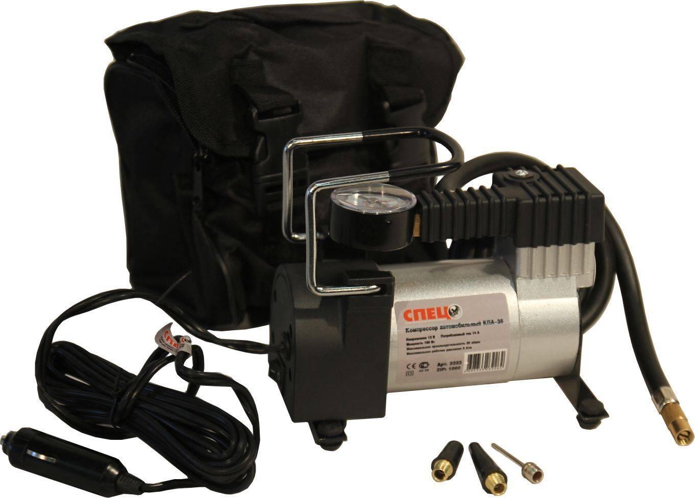 Автомобильный компрессор 808HSA