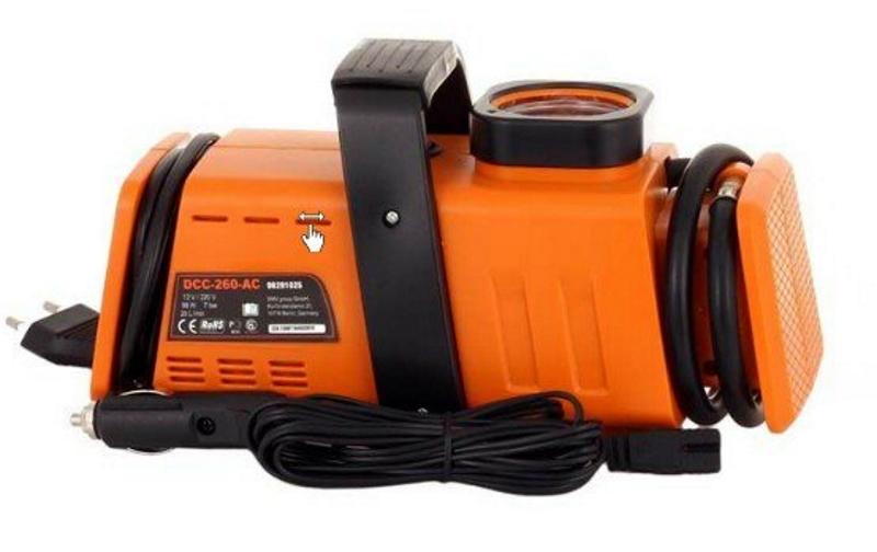Автомобильный компрессор Defort DCC 260 AC
