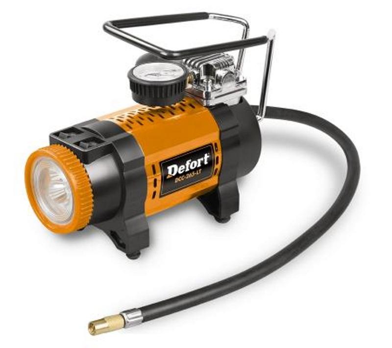 Автомобильный компрессор Defort DCC 265 LT