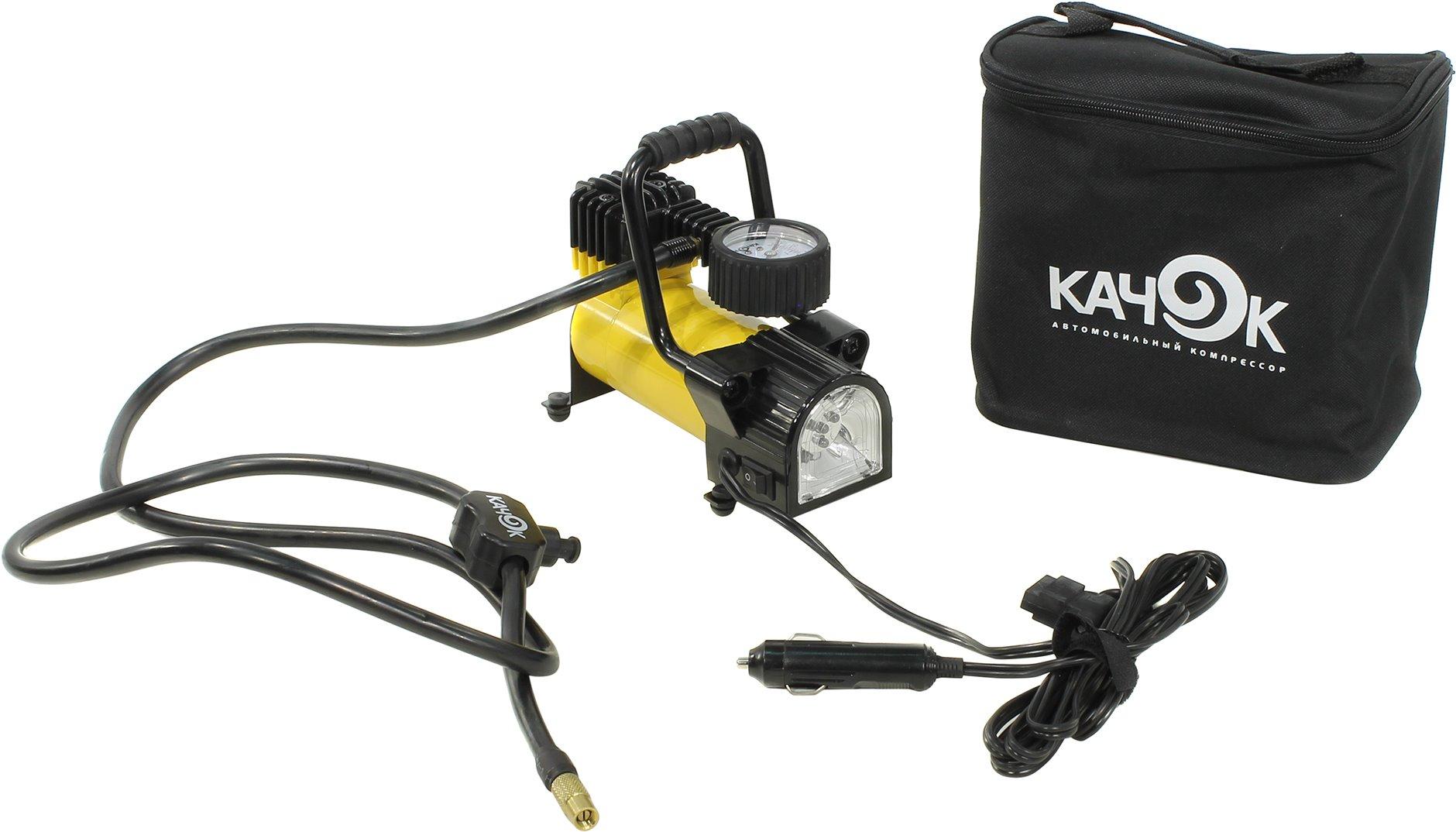 Автомобильный компрессор «Качок» K50