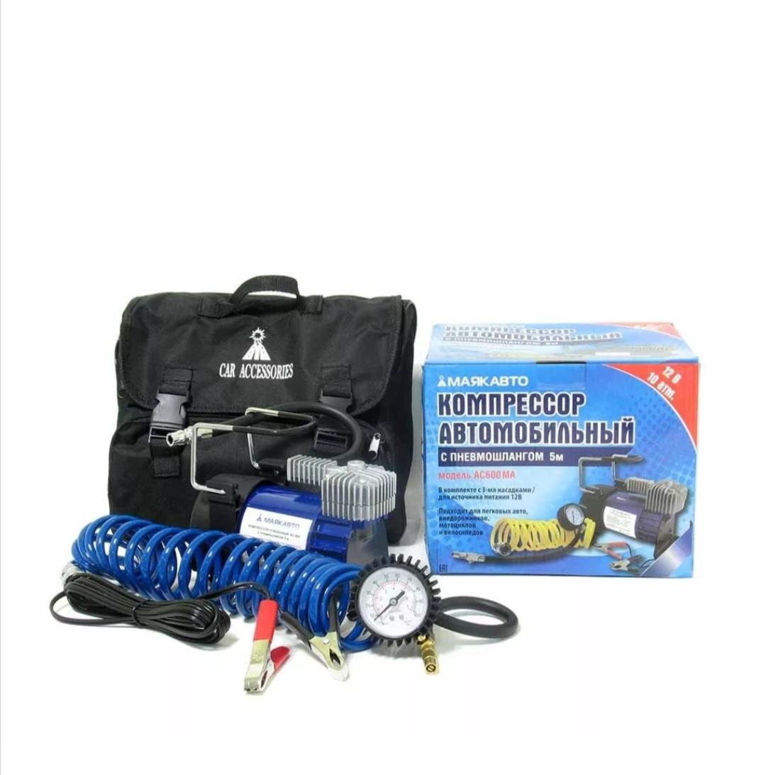 Автомобильный компрессор «МАЯК-АВТО» AC600ma