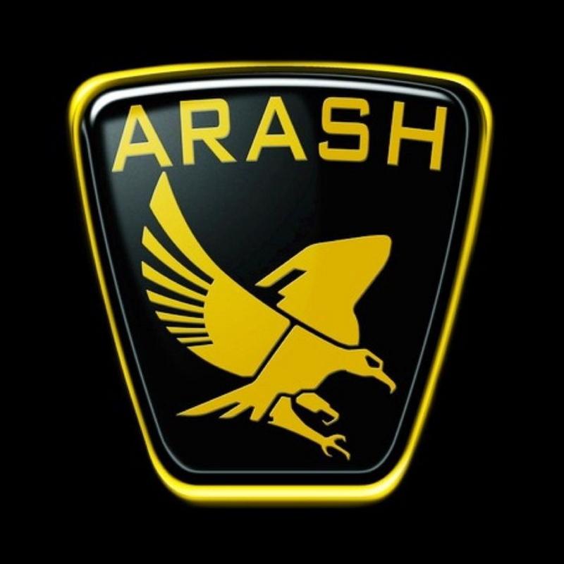 Эмблема автомобилей Arash