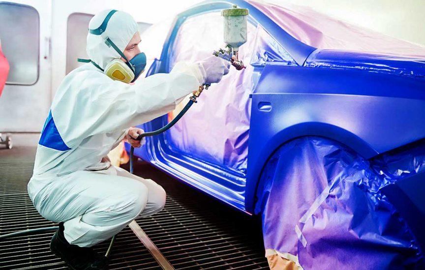 Фильтр для компрессора для покраски автомобиля
