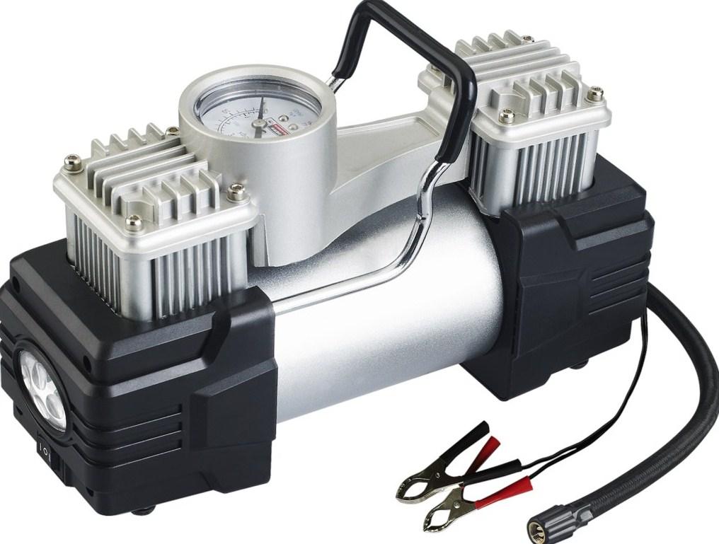 автомобильный компрессор lentel