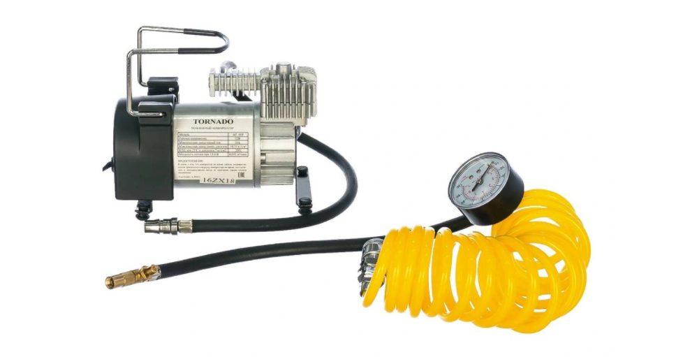 Компрессор ToRnado AC-600 (12 В)