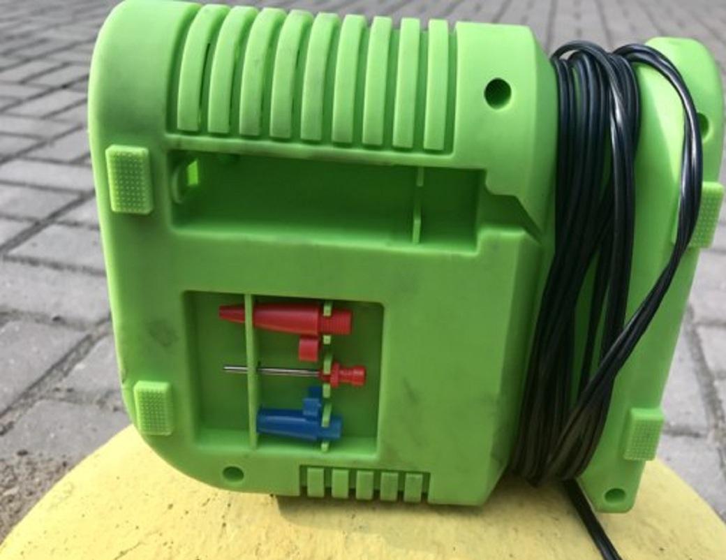 Автомобильный компрессор Lentel YX-002