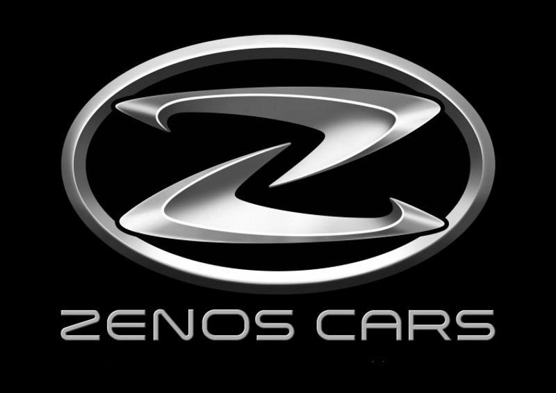 Логотип Zenos