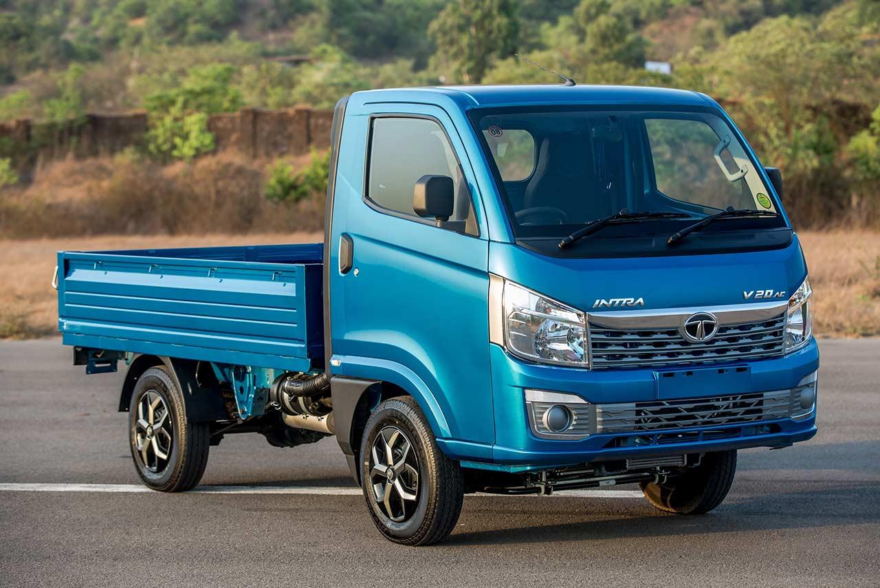 Мини грузовик Tata