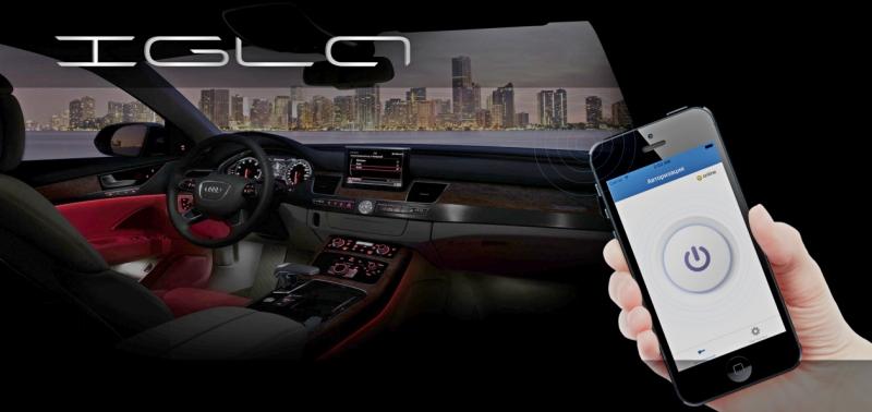 Мобильное приложение IGLA