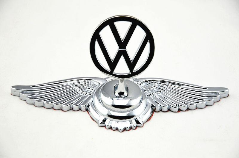 Новая эмблема Фольксваген с орлом