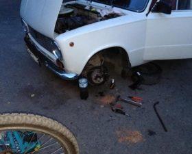 отзыв о машине ВАЗ 21011