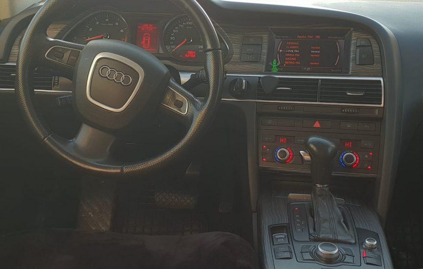 Audi A6 отзыв
