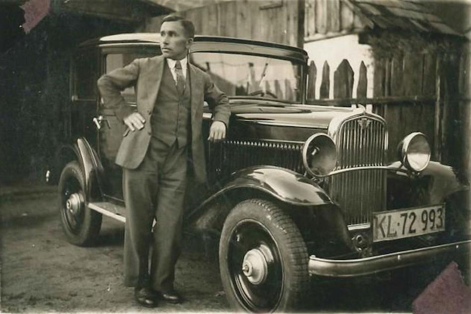 Walter Junior Sedan 1934