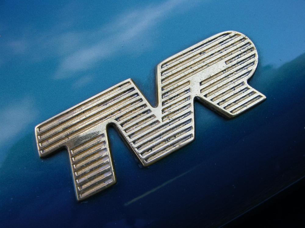 Значок автомобилей TVR