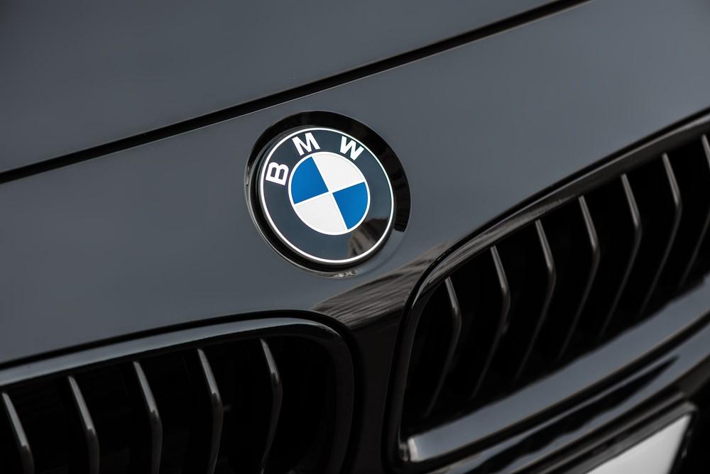 Значок BMW