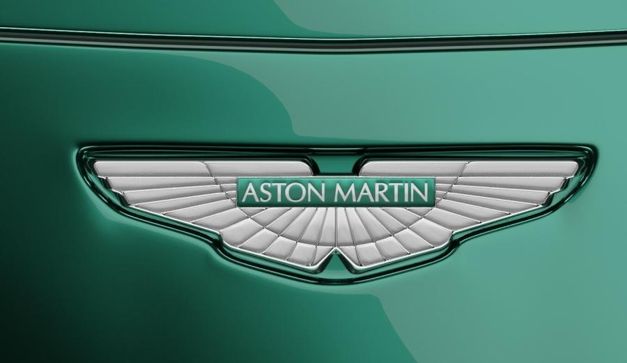 Значок бренда Aston Martin