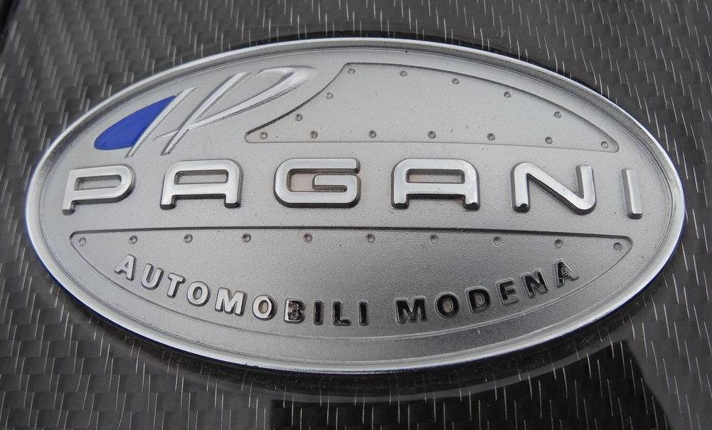 Знак Pagani