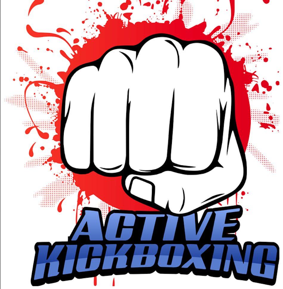 Наклейка на авто Active Kickboxing