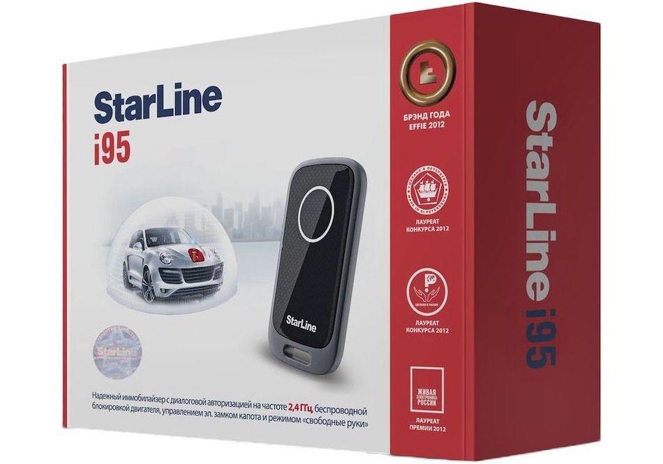 «Старлайн» i95 eco