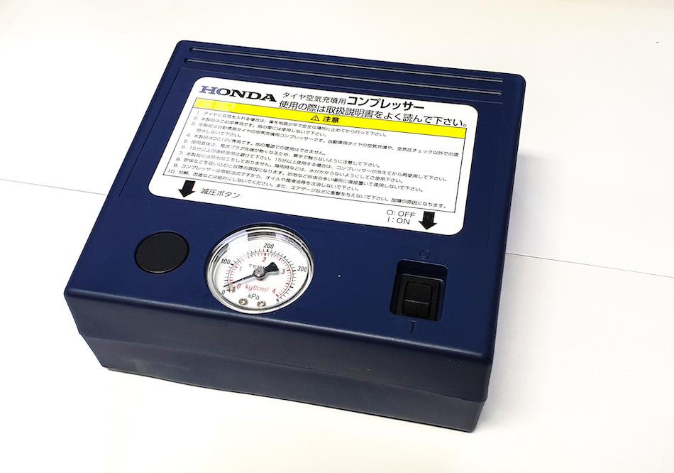 Штатный компрессор для шин Honda 38160SYP004