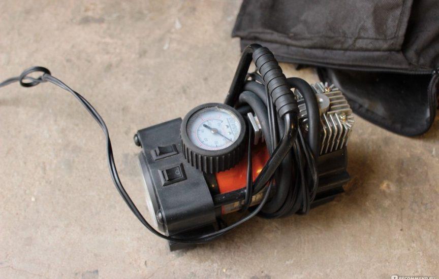 Alca автомобильный компрессор