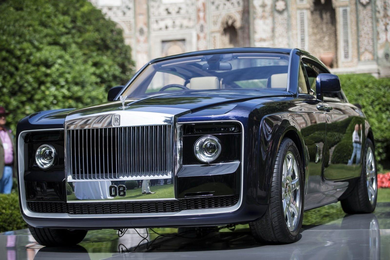Английский Rolls-Royce