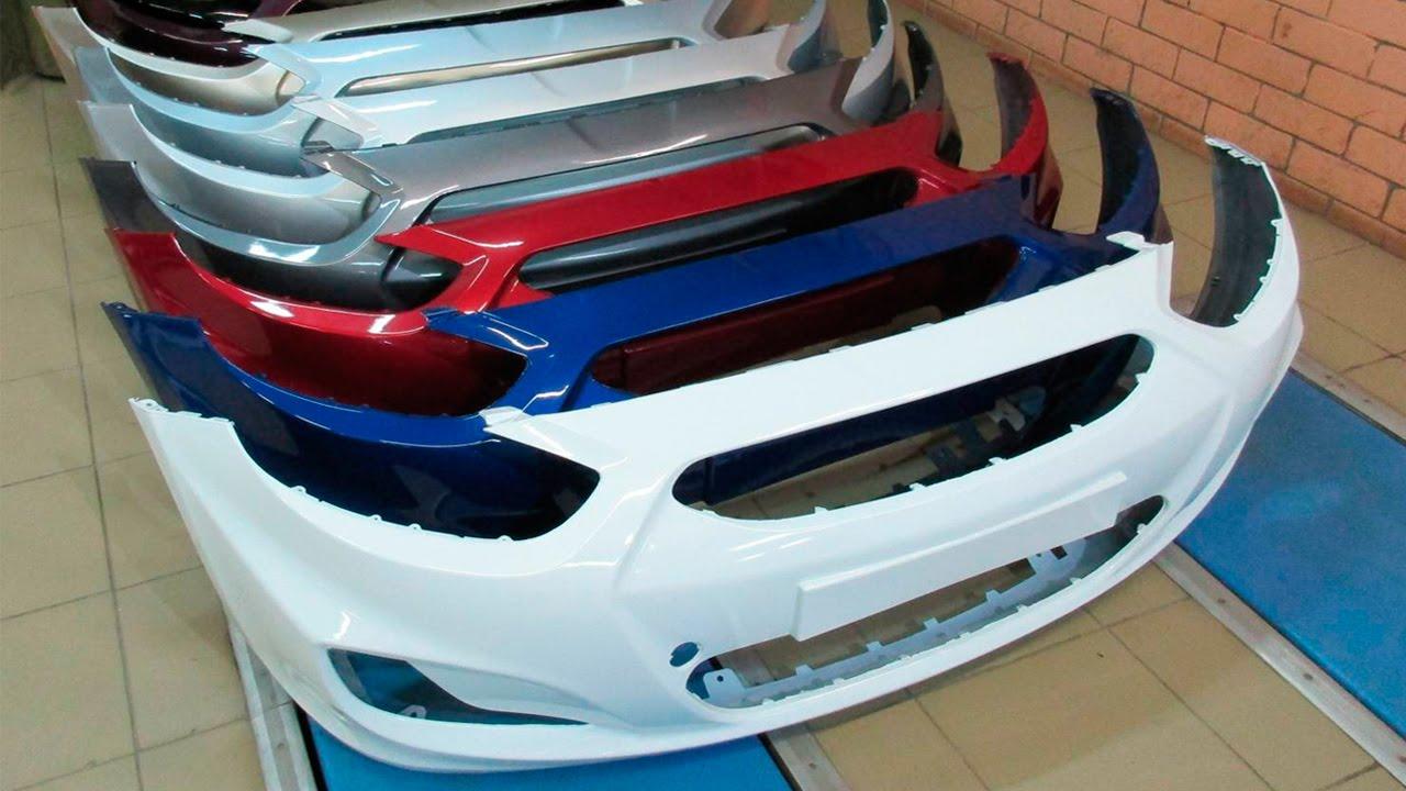 Автомобильные бамперы «Технопласт»