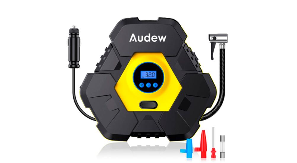 Автомобильный компрессор Audew