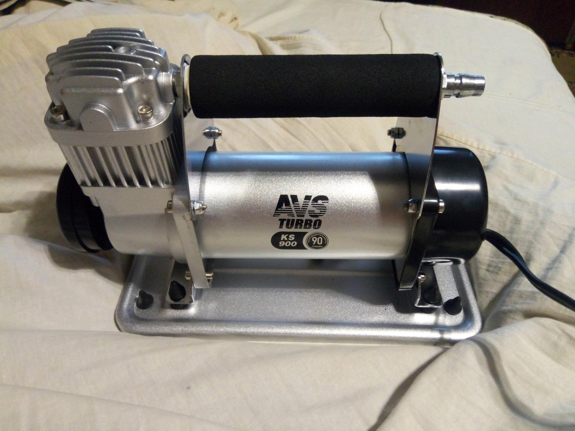 Автомобильный компрессор AVS KS900