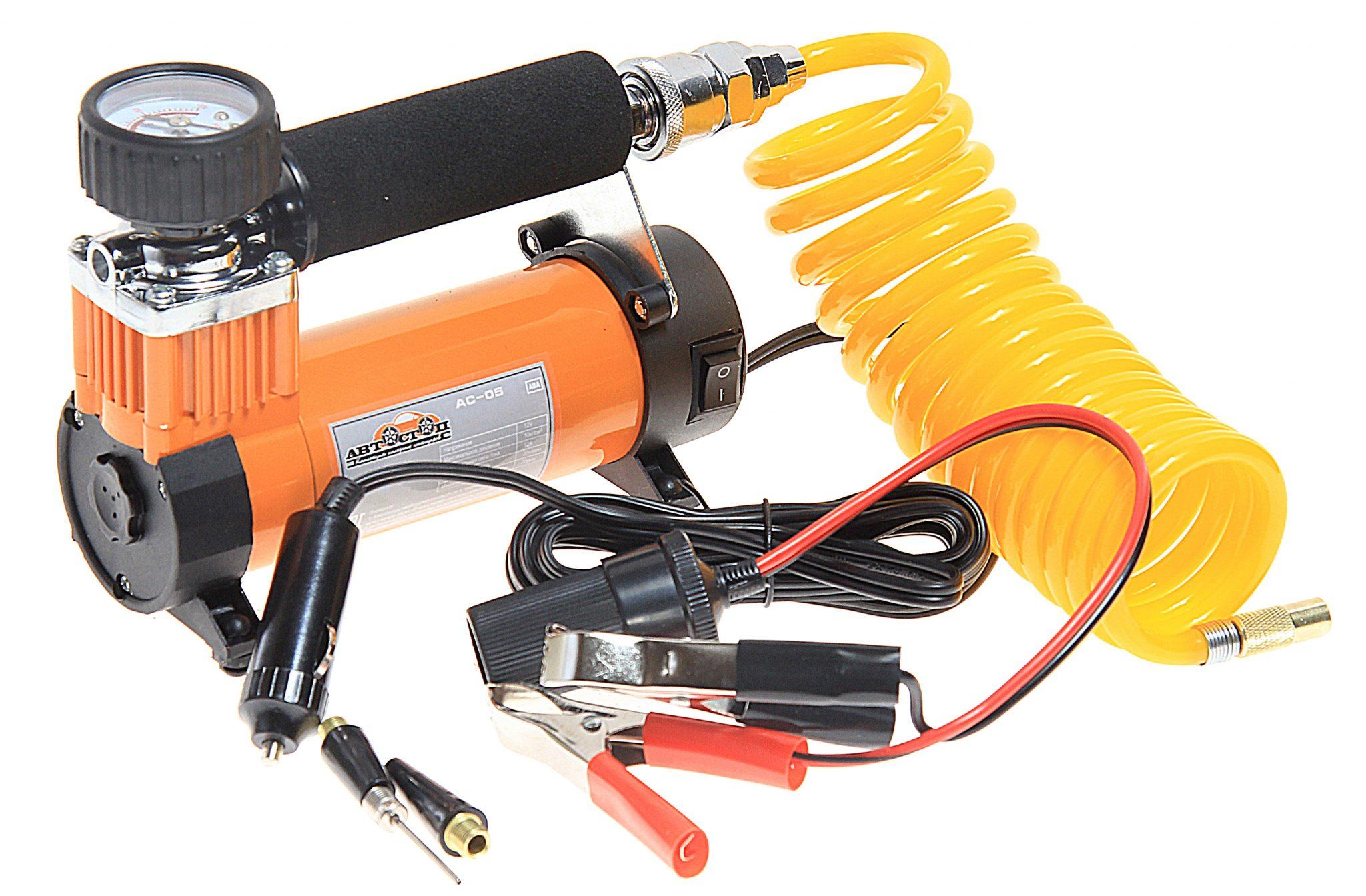 Автомобильный компрессор «Автостоп AC-05»
